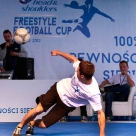 Head & Shoulders Freestyle Cup